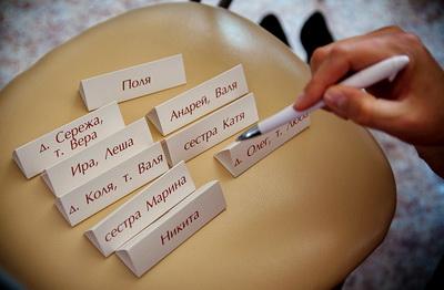 Список свадебных мелочей всё что нужно к свадьбе
